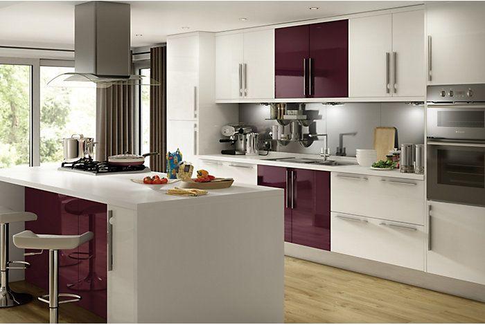 Cocinamoderna005  Repostero  Pinterest  Kitchens And House Pleasing Bandq Kitchen Design Design Ideas