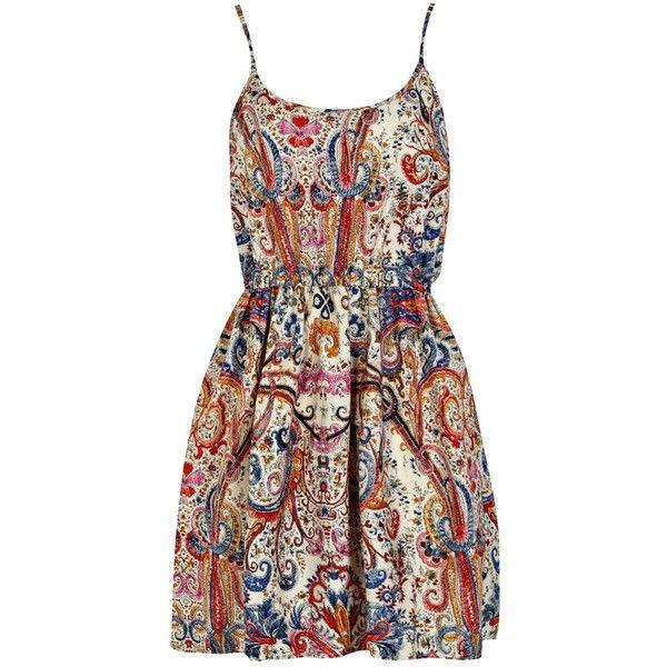 Short strappy summer dresses