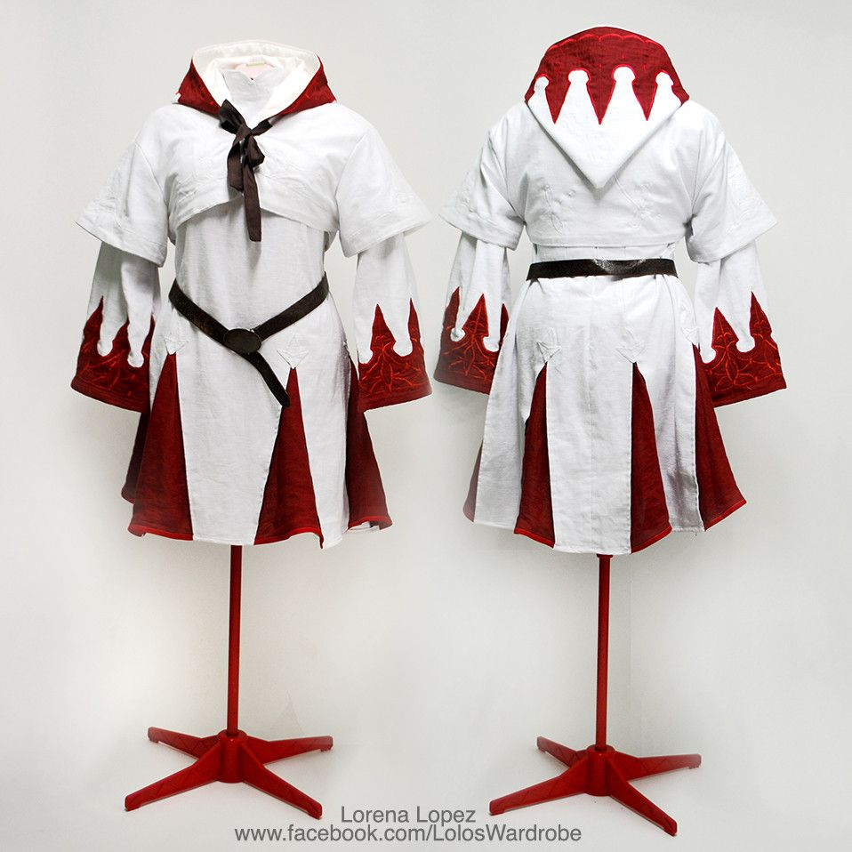 Ffxiv White Mage Cosplay Cosplay Cosplay Final Fantasy Cosplay
