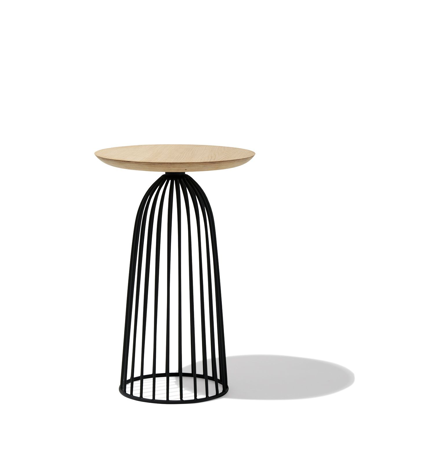 Coil Side Table Small Side Table Table Scandinavian Furniture Design