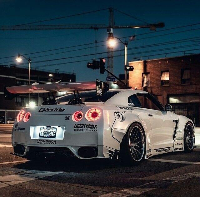 Coleccion Gt r, Nissan gt r, Autos modificados
