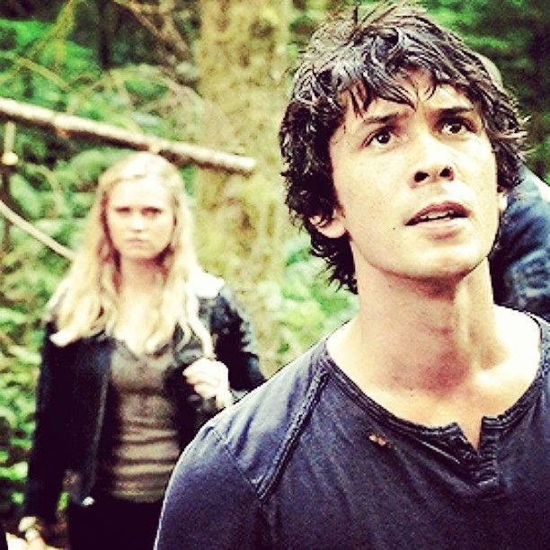The 100 season 1 episode 2 - Earth Skills || Bellamy Blake