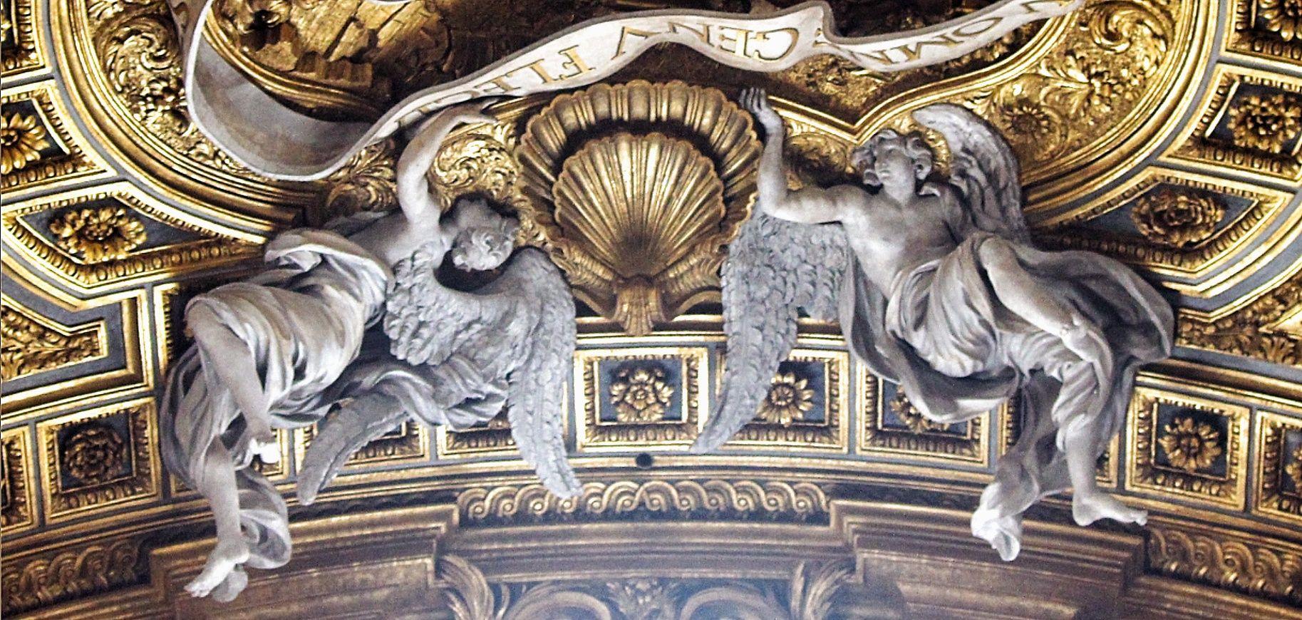 Il Gesu. interior
