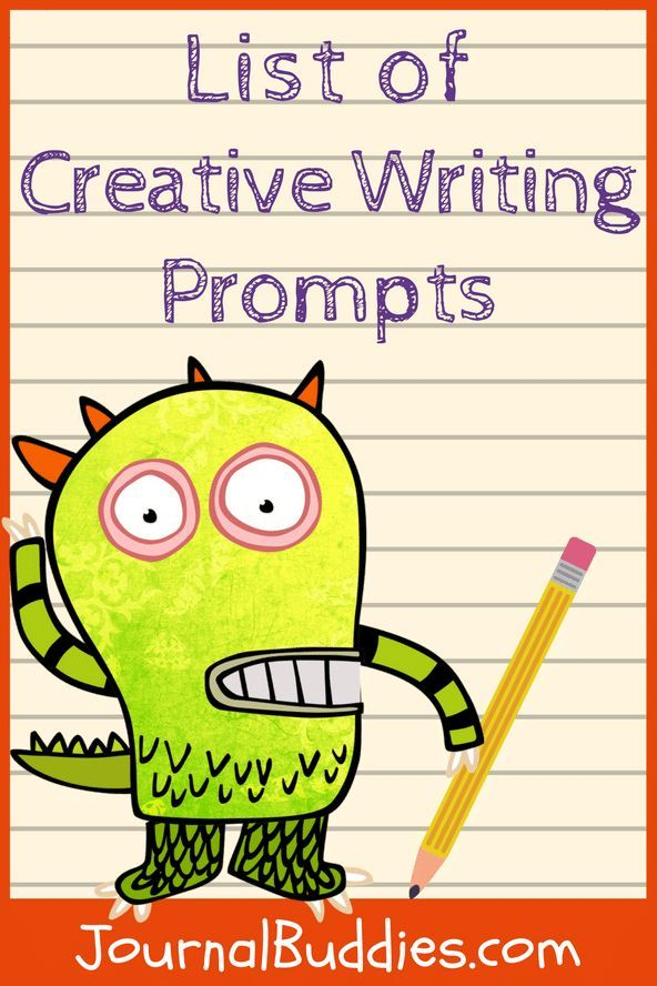 creative journal writing prompts Notes on journal prompts journal journal writing promptswriting prompts based on the assumption that an academic year, in most cases, consists of 180 days divided into 4 quarters, i have grouped these prompts accordingly.