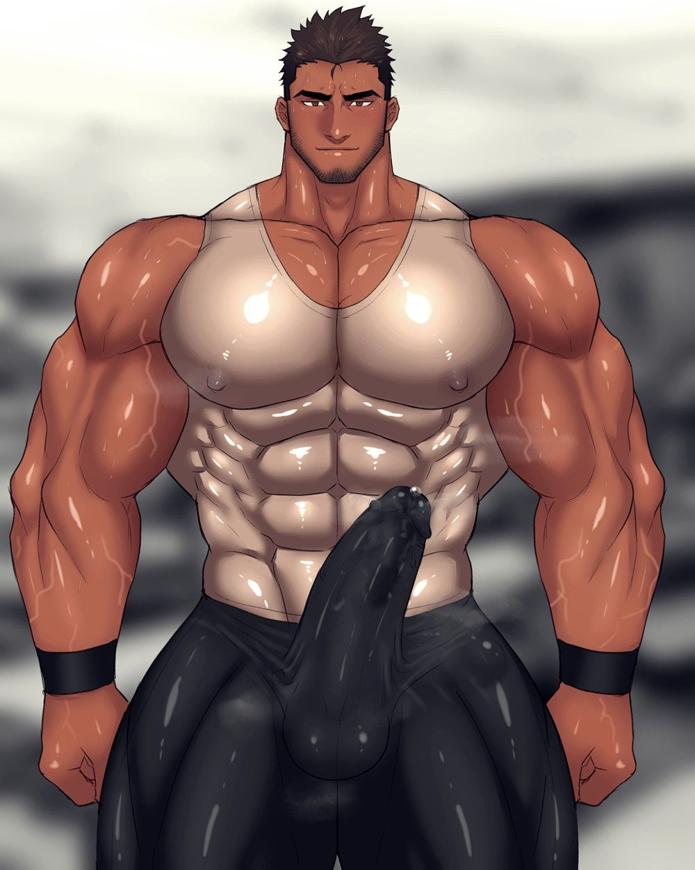 Gay muscle bara