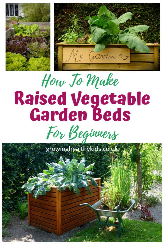 Raised Garden Beds For Beginners Gardening for beginners