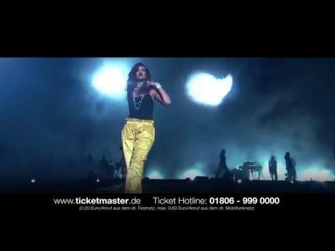 Commerzbank Arena Rihanna