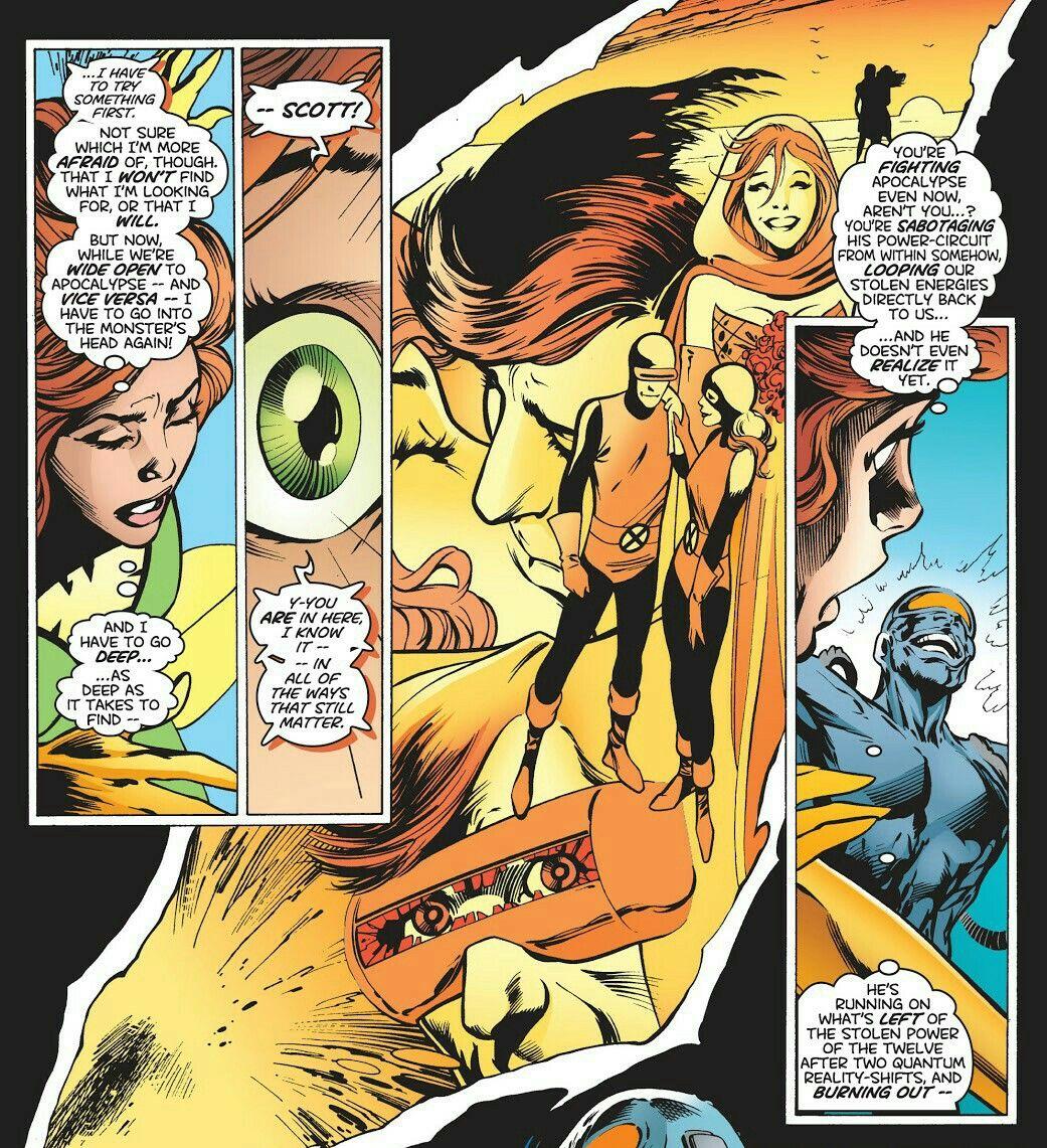 Marvel Girl Adli Kullanicinin Scott Summers Jean Grey Panosundaki Pin