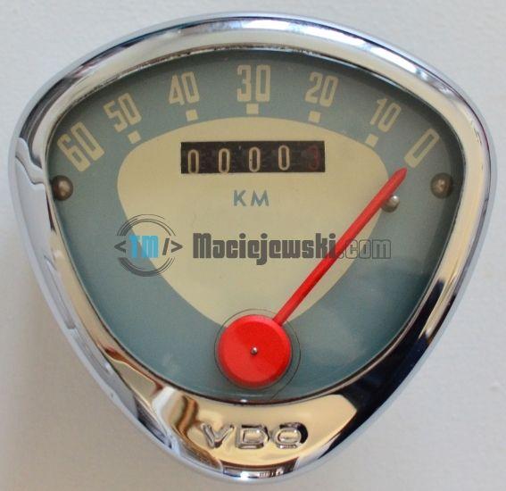Vintage analog bicycle VDO speedometers | Maciejewski com