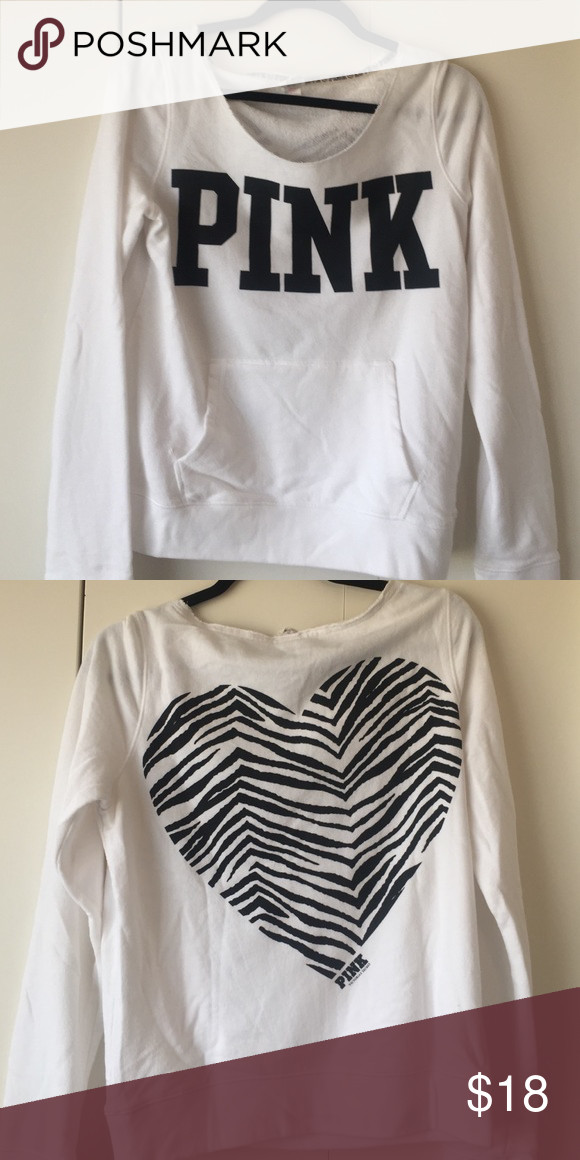 680d48191b40f1 VS Pink off the shoulder sweat shirt M. NWOT Victoria s Secret. Never worn  before. Taking offers! Can go lower on 🅿 🅿 PINK Victoria s Secret Tops ...