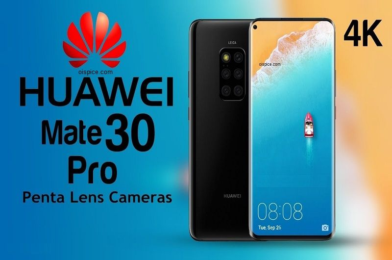 Huawei Mate 30 Pro Review First Look Specification With Price In Pakistan India Usd Huawei Smartphone Huawei Mate