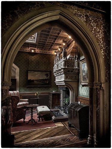 tyntesfield tyntesfield pinterest victorien d coration int rieure y interieur. Black Bedroom Furniture Sets. Home Design Ideas