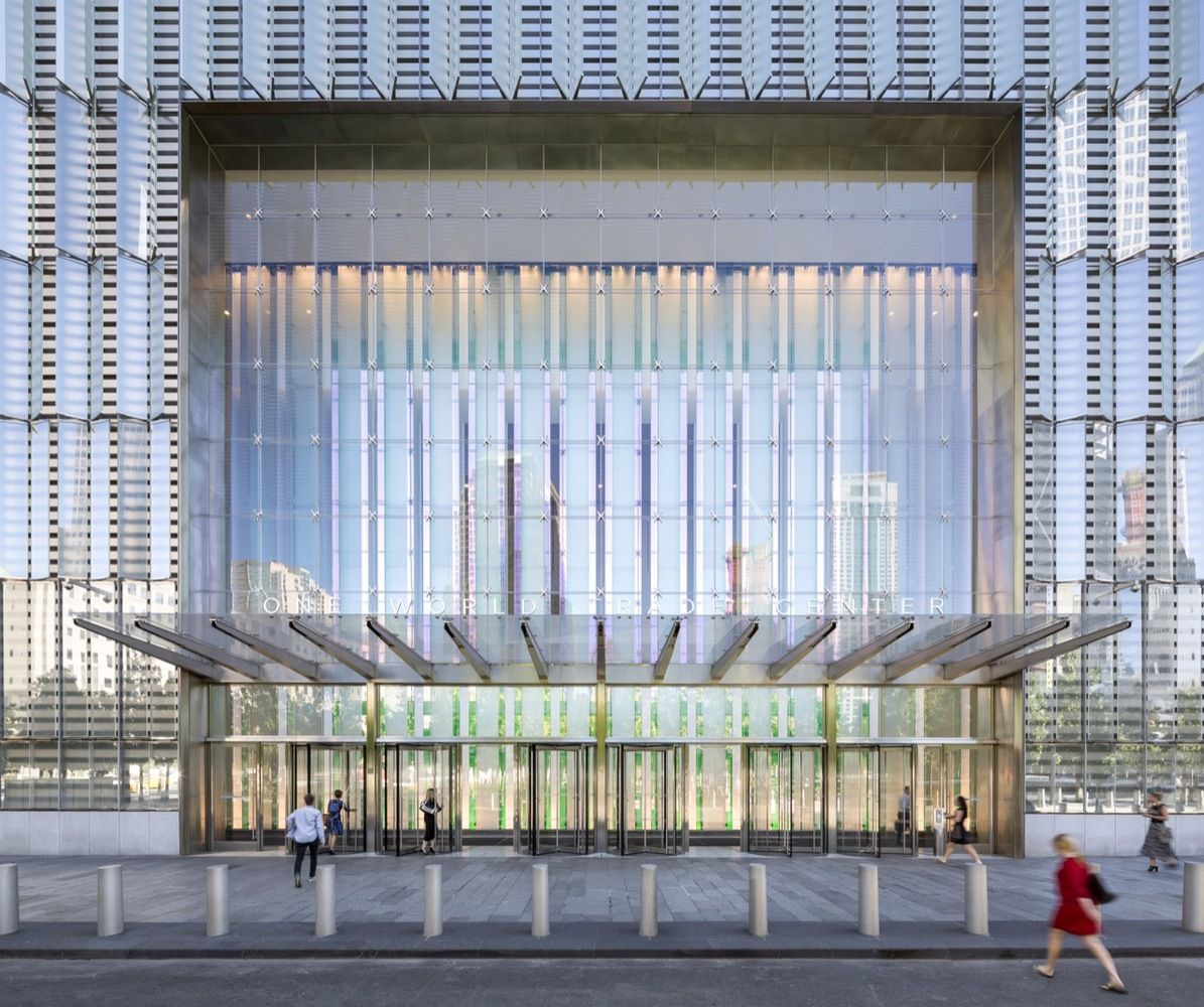 Gallery Of One World Trade Center Som 1 Trade Centre  # Expo Muebles Wtc D'Europe