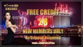 Percuma Free Kredit RM28 Tanpa Perlu Deposit
