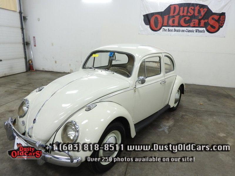 1961 Volkswagen Beetle For Sale Nashua Nh Oldcaronline Com Classifieds Volkswagen Beetle Volkswagen Beetle