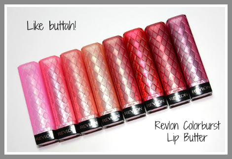 Revlon Colorbust Lip Butter: Makes your lips look and feel great!