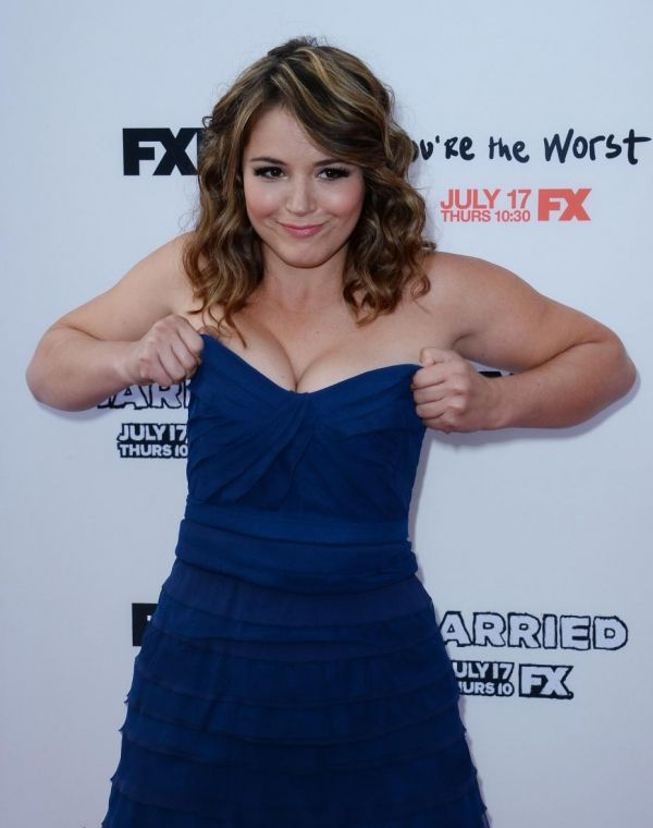 Kether donohue tits gif