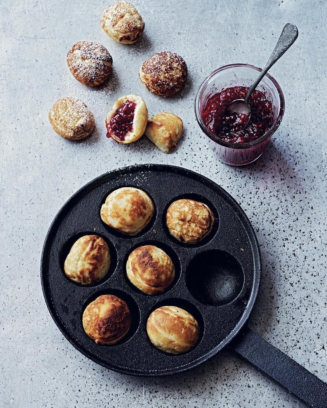 Recipe Danish Pancake Balls Aebleskiver Scandikitchen Recipe Danish Pancake Balls Aebleskiver Pancake Balls