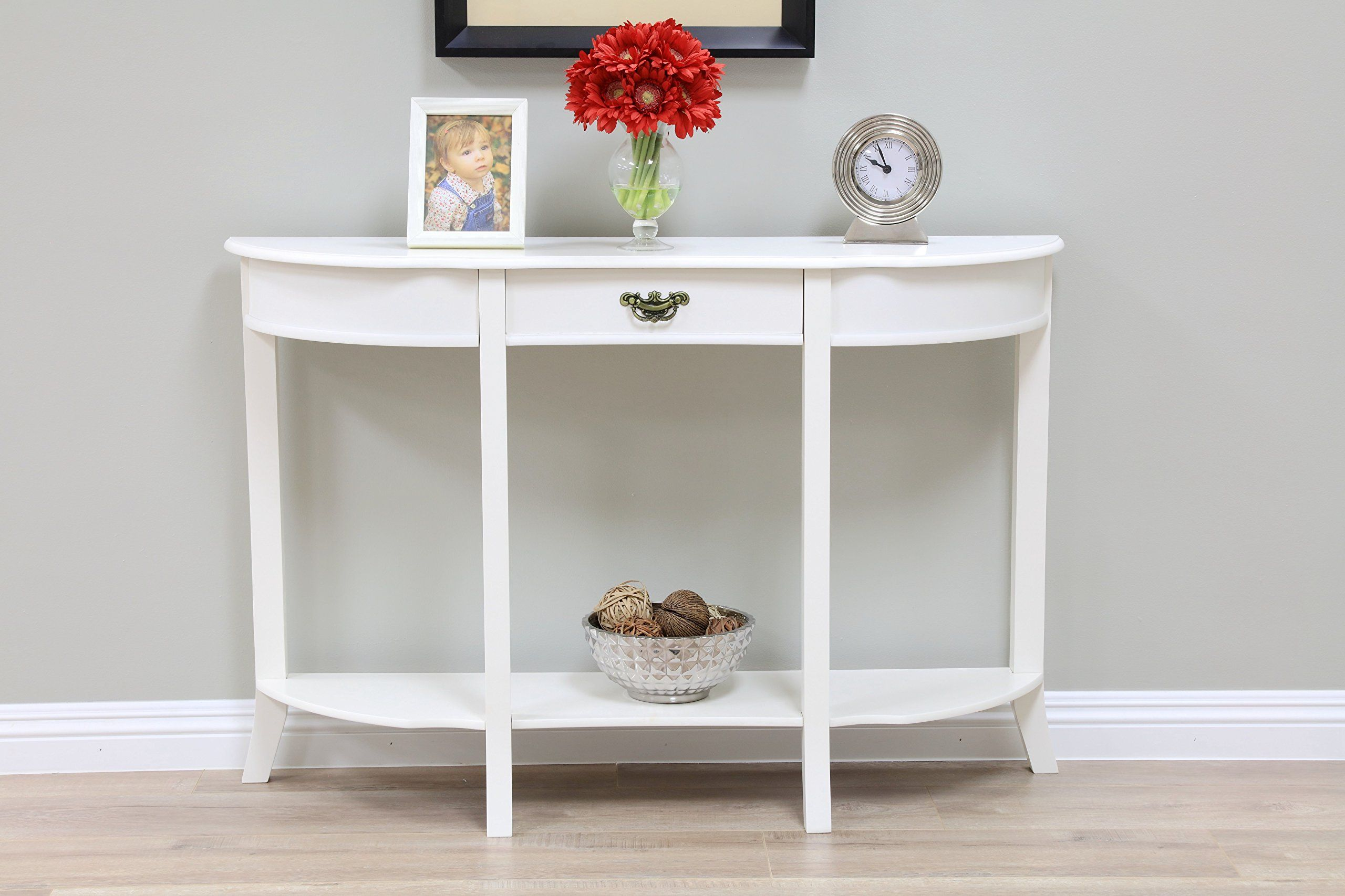 Frenchi Home Furnishing Console Sofa Table with Drawer â