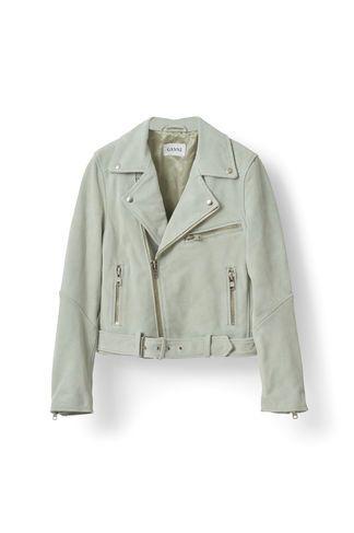 e813393d782 Asuka Biker Jacket, Sea Foam Frakke, Jakker, Shopping, Dagligdagsmode,  Kjoler,