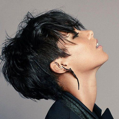 Best Sassy Pixie Cuts 2019 #shortpixie