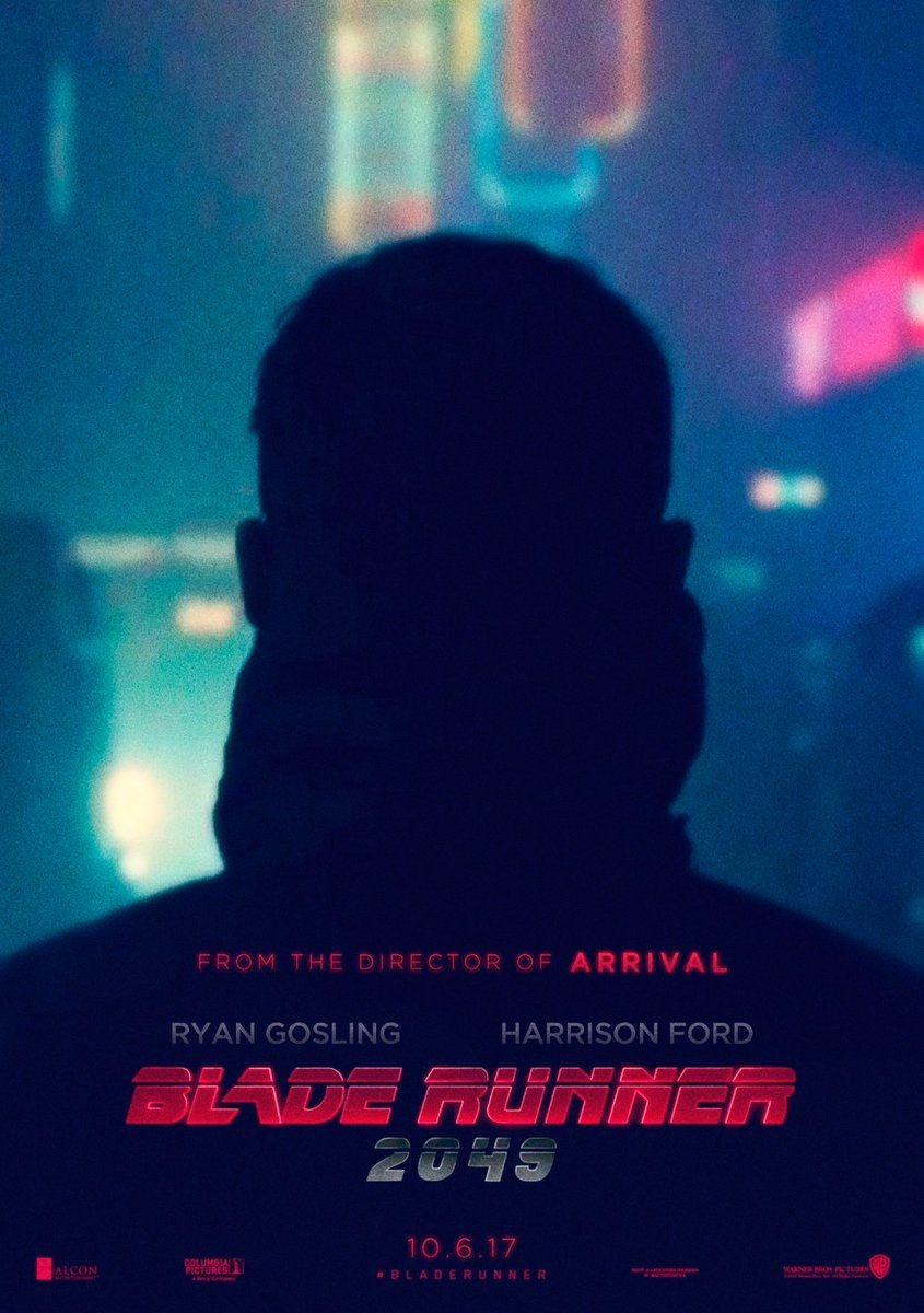 blade runner official movie poster magazine google search blade runner 2049