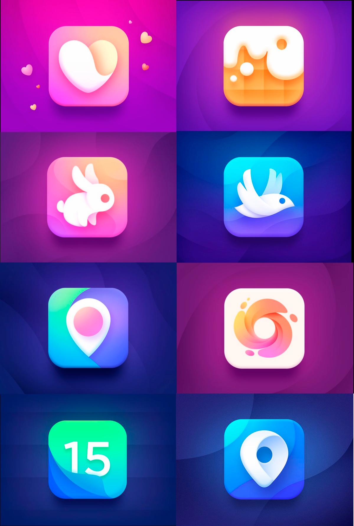 「DESIGN / AppIcon」おしゃれまとめの人気アイデア|Pinterest|Misaki Hirose