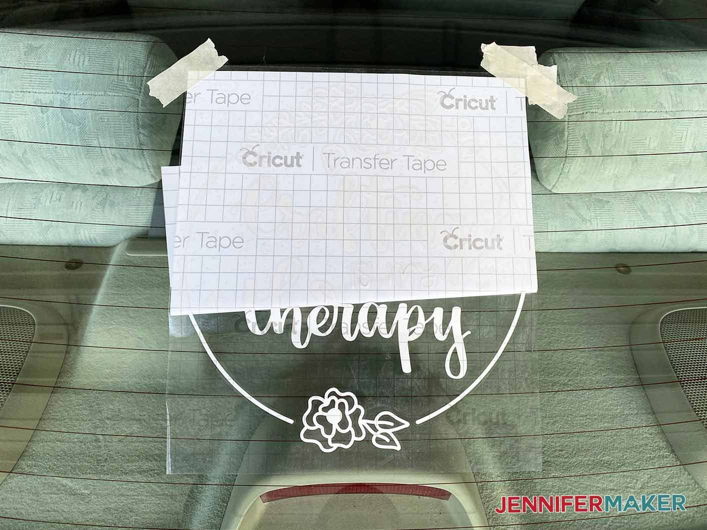Vinyl Car Decals Quick and Easy to Make Your Own