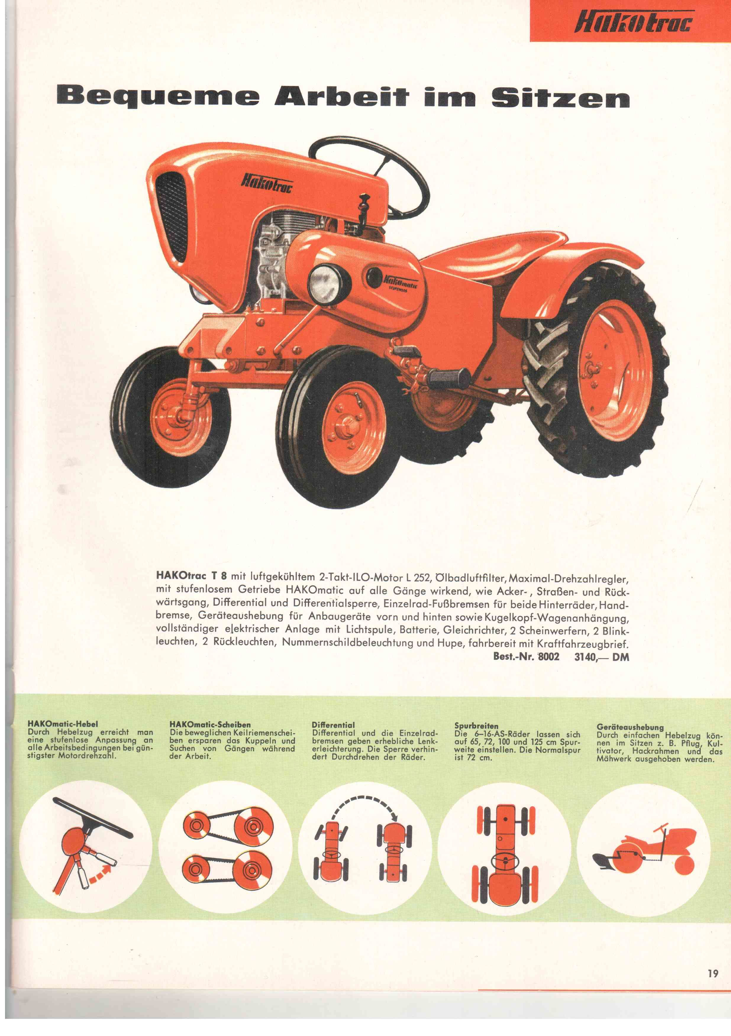 Vintage Fmc Bolens G 10 Model No 1055 Lawn Tractor With 3 G11xl Wiring Diagram Les Vieilles Soupapes Agricoles