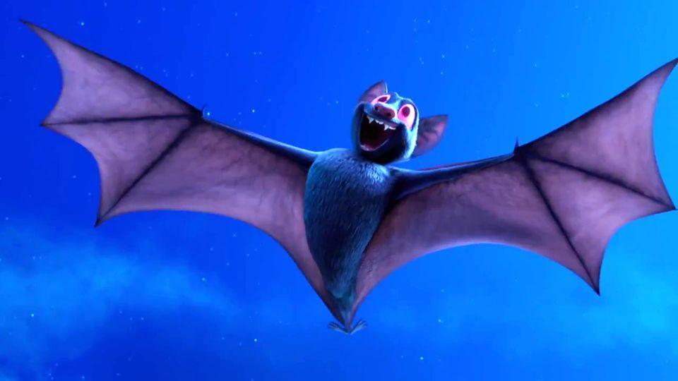 Pin On Bat Character