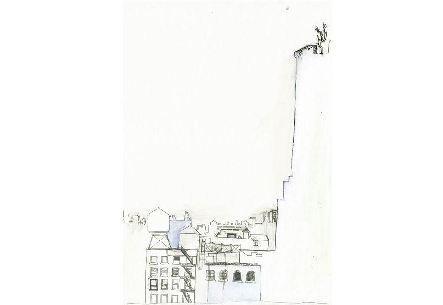 Drawing - CARRIE-JISOOLEE