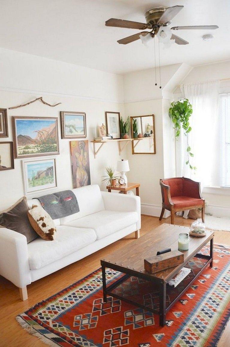 72 Cozy Simple Rental Couple Apartment Decorating I