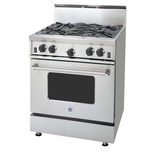 Bluestar Professional 30 4 Burner Gas Range Costco 2399 99