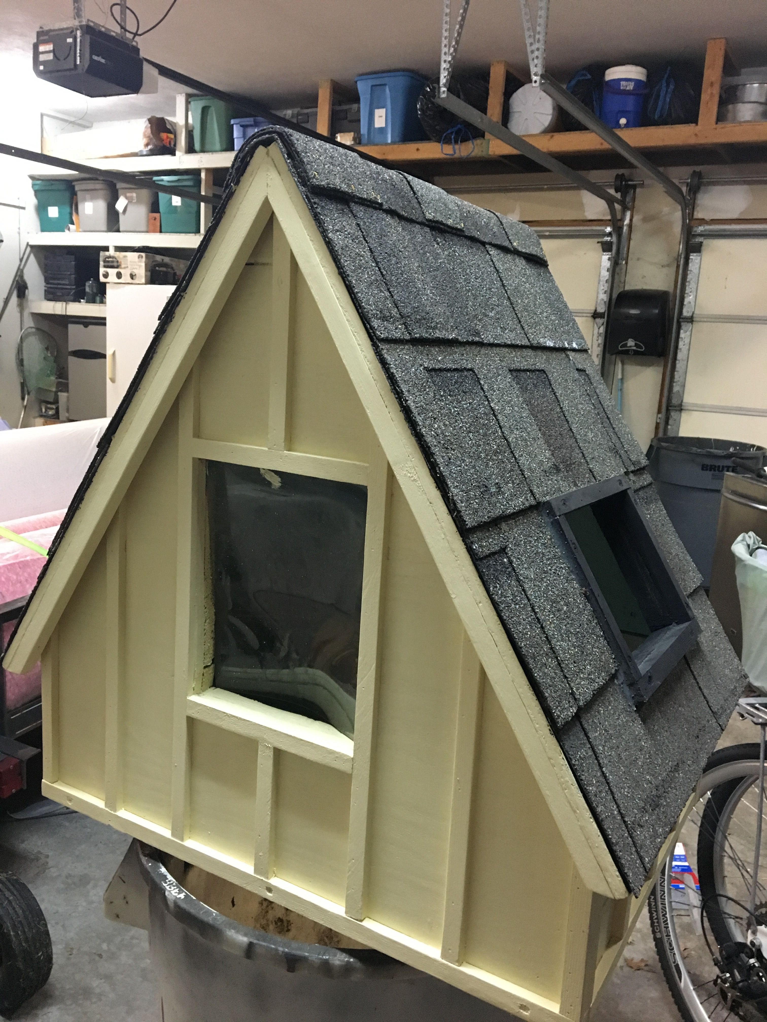 Outdoor Cat House Insulated For Cold Weather Garden And Outdoor Ideas Outdoor Cats Cats