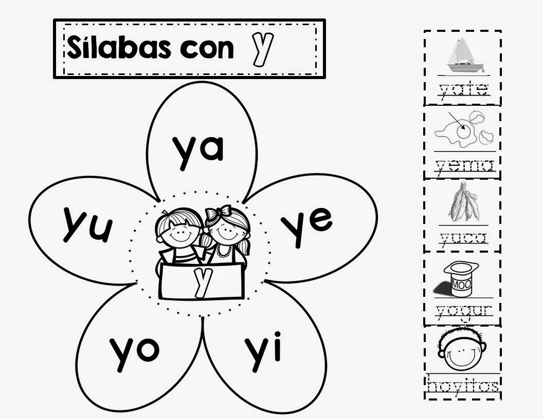 Spanish Phonics Interactive Notebook