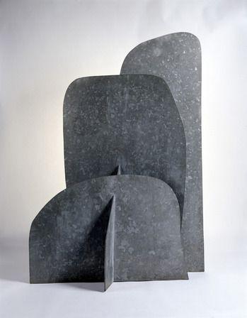 isamu noguchi, montanha de nuvem, 1982-1983