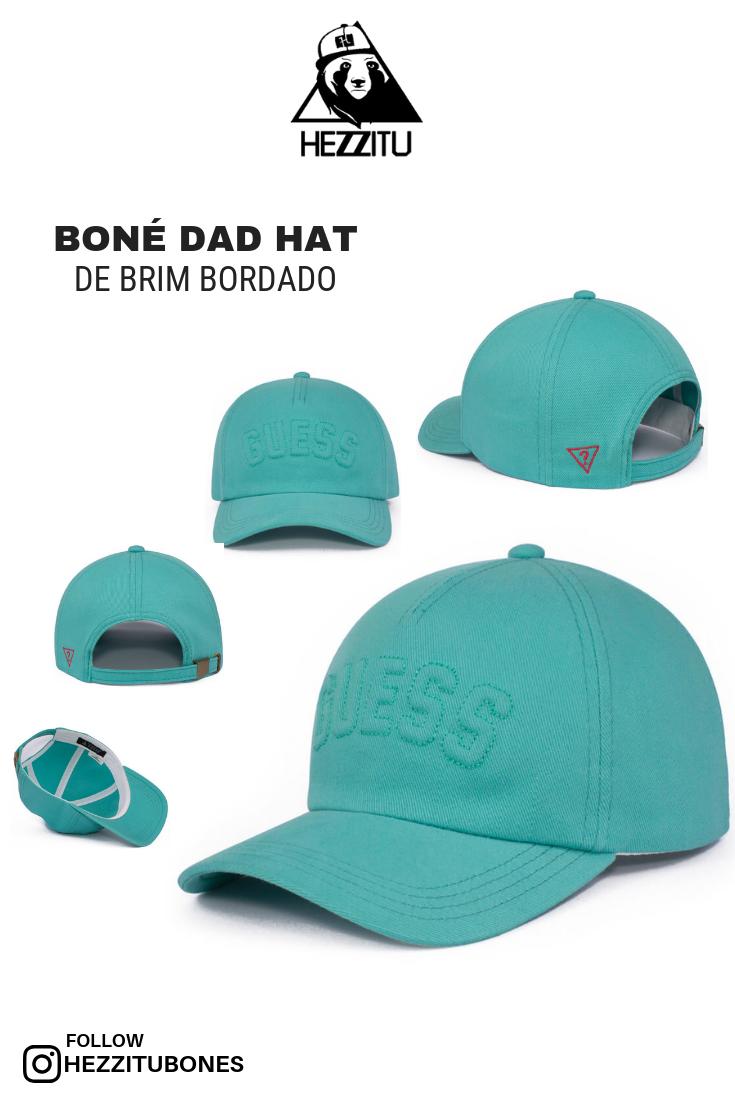75a85edce7 Boné dad hat bordado