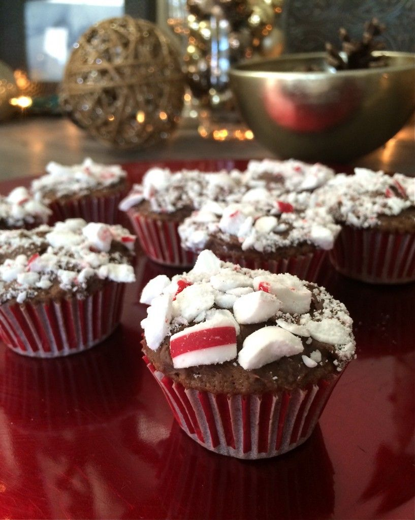 peppermint brownies Christmas cookies and desserts