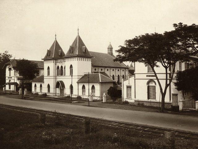 SEDES SAPIENTIAE#SEMARANG#INDONESIA#1970--