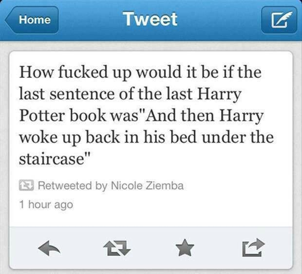 Omg. Idk what i would do.