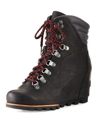 Sorel Conquest™ Wedge Hiker Boot