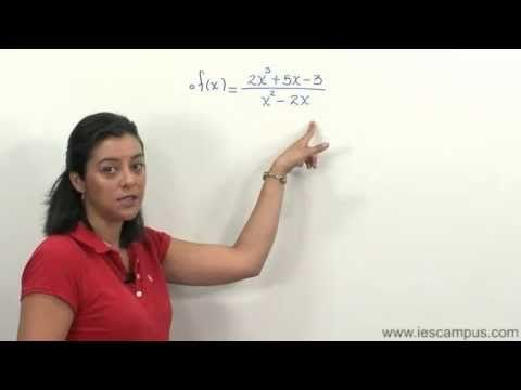 Asintotas Youtube Matematicas Esquemas Electricos Videos