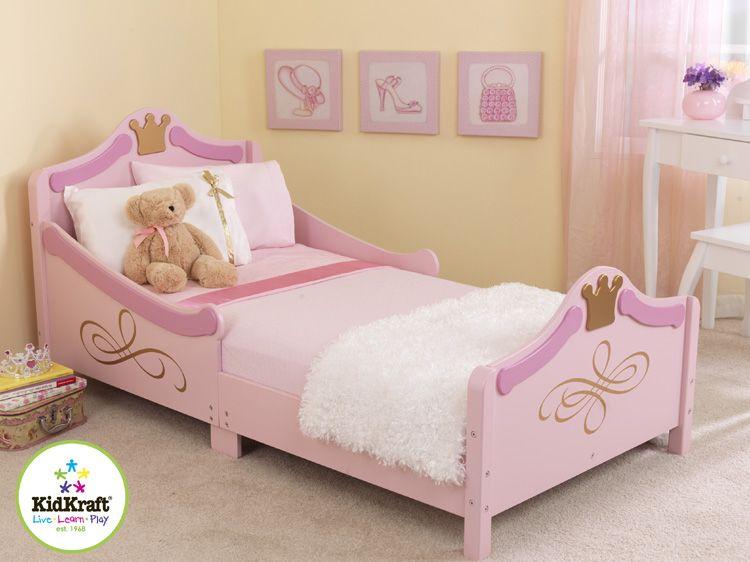 Kidkraft Princess Toddler Bed Princess Bed Frame Princess Bed Kid Beds