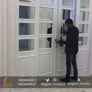 البيوت الأنيقة ابواب ونوافذ Elegant Houses2 Instagram Photos And Videos Elegant