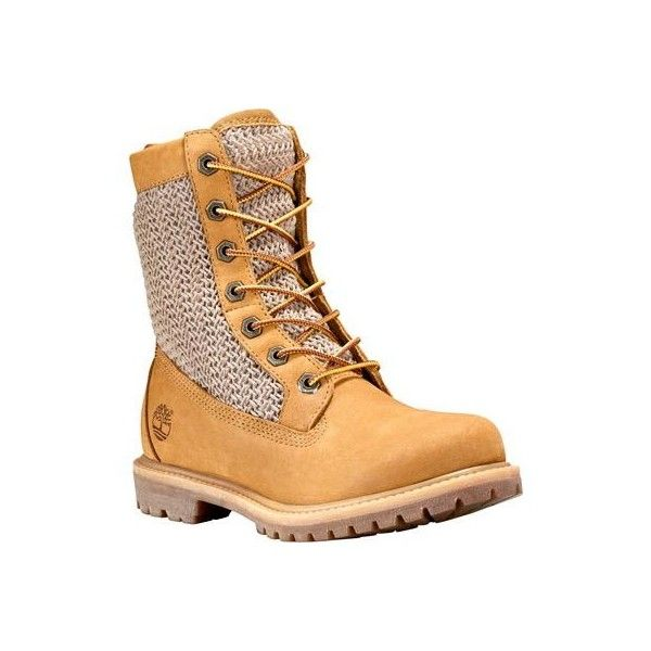 Footwear · Women's Timberland Authentics Open Weave 6 Inch Boot - Wheat/Tan.