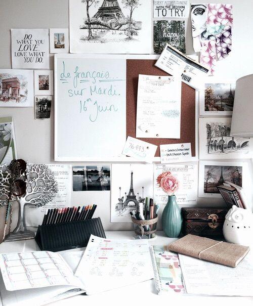 Indie Desk Tumblr Dream Decor Decor Office Inspiration