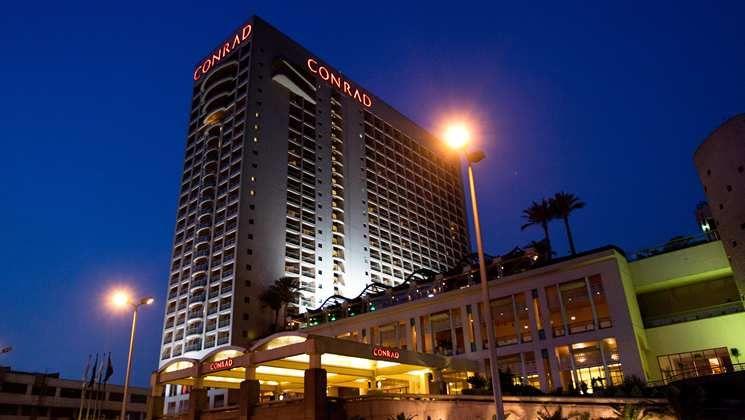 Conrad Cairo Cairo Hotel Service Trip Cairo