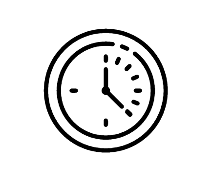 Clock Icon This Page Shows The Different Variations Of The Clock From An Icons8 Icon Pack Feel Free To Resize And Recolor The Icon A Clock Icon App Icon Icon