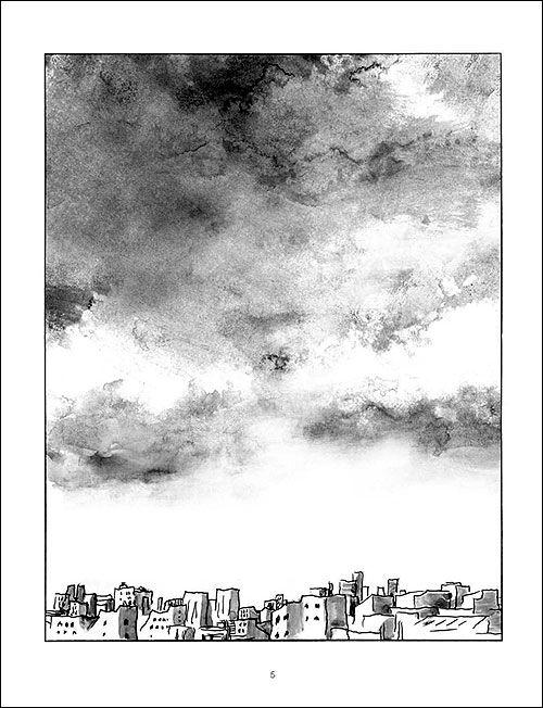 Blast - Manu Larcenet | Graphic | Manu larcenet, Dessin et Art
