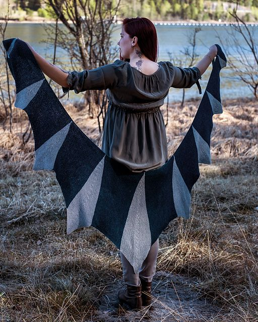 Mara pattern by Karen S. Lauger